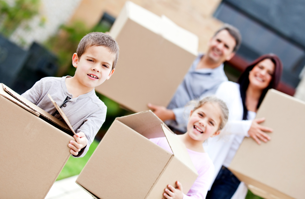Make the Move Easy: Moving With Kids