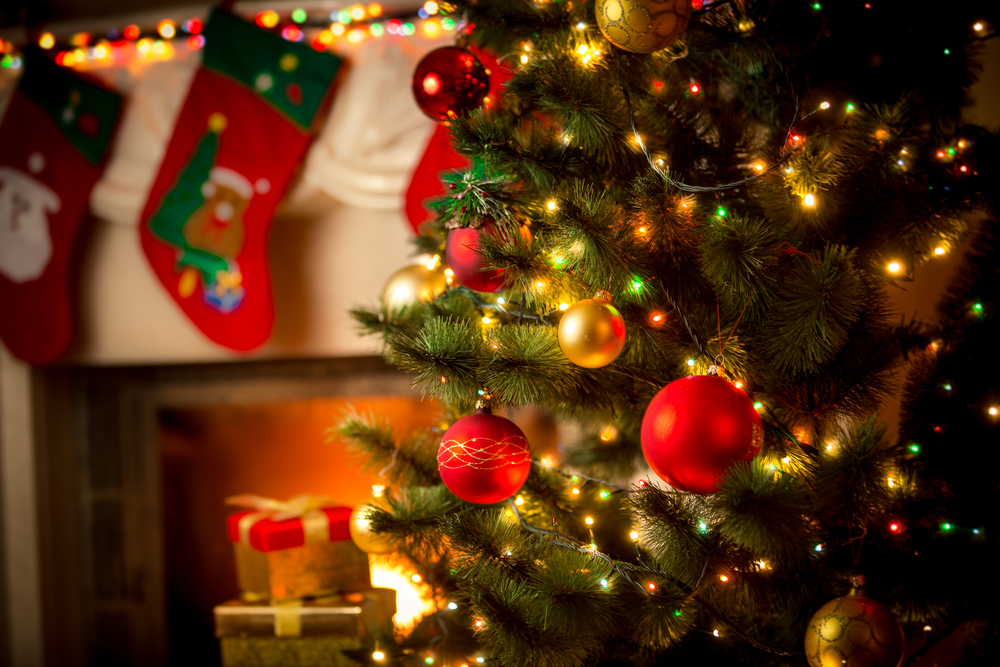 Stay safe with these Christmas tree safety tips