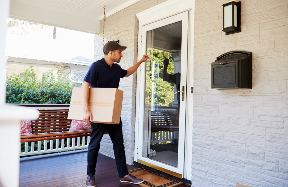 Amazon Key: Amazon's New Service Allows Delivery Drivers To Enter Your Home